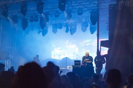 DJ Intrinity at Sundown 2017