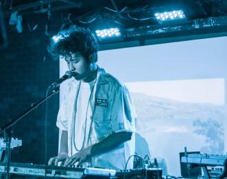 Kyle at Nightshade Live
