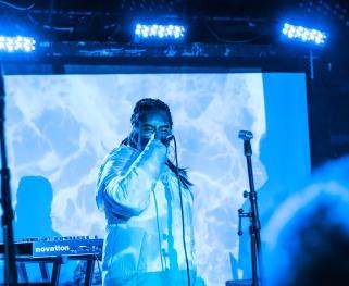 M.I.Blue at Nightshade Live
