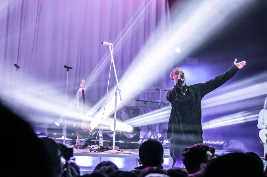 Syd at Danforth Music Hall taken by Ziyaad Haniff